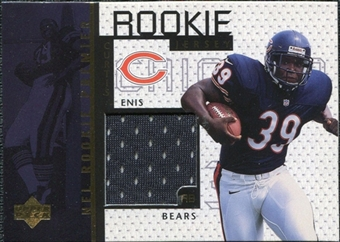 1998 Upper Deck Game Jerseys Curtis Enis #GJ18