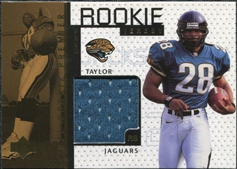 1998 Upper Deck Game Jerseys #GJ19 Fred Taylor