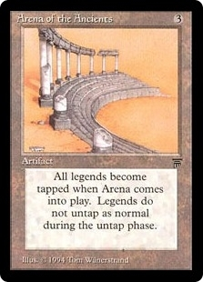 Magic the Gathering Legends Single Arena of the Ancients - NEAR MINT (NM)