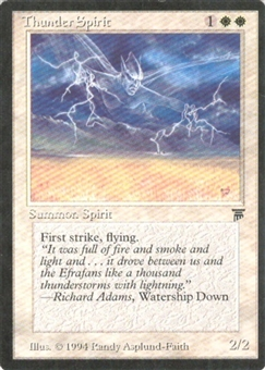 Magic the Gathering Legends Single Thunder Spirit - NEAR MINT (NM)