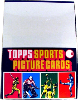 1979 Topps Baseball Rack Box