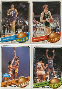 1979/80 Topps Basketball Complete Set (NM-MT)