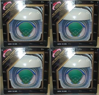 1992 Topps Stadium Club Dome Baseball Factory 30 Set Case