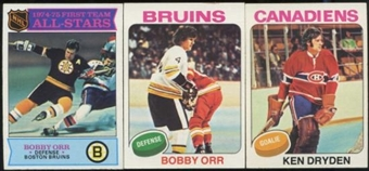 1975/76 Topps Hockey Complete Set (NM-MT)