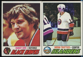 1977/78 Topps Hockey Complete Set (NM-MT)