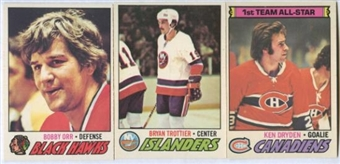 1977/78 O-Pee-Chee Hockey Complete Set (NM-MT)