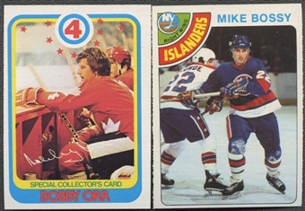 1978/79 O-Pee-Chee Hockey Complete Set (NM-MT)