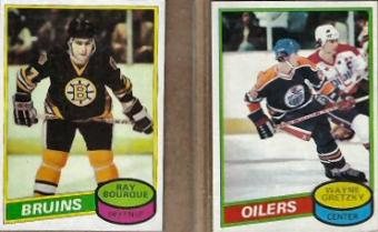 1980/81 Topps Hockey Complete Set (Scratched)