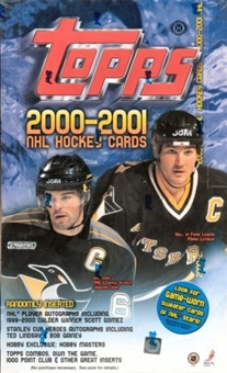 2000/01 Topps Hockey Hobby Box