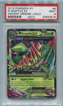 Pokemon Ancient Origins Single M Sceptile EX 8/98 - PSA 9 *24843519*