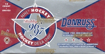 1996/97 Donruss Hockey Hobby Box