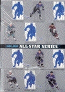 1998/99 Be A Player All-Star Edition Series 1 Hockey Hobby Box