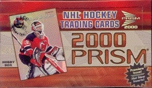 1999/00 Pacific Prism Hockey Hobby Box
