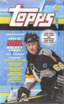 2001/02 Topps Hockey Hobby Box