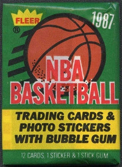 1987/88 Fleer Basketball Complete Set (NM-MT)