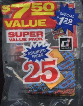 "1984 Donruss Baseball Fun Bag ""I"""