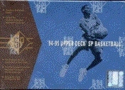 1994/95 Upper Deck SP Basketball Hobby Box