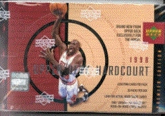 1998/99 Upper Deck Hardcourt Basketball Hobby Box