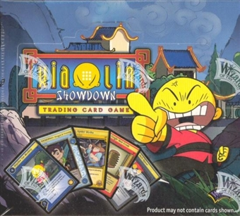 WOTC Xiaolin Showdown Booster Box
