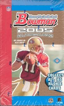 2005 Bowman Football Hobby Box
