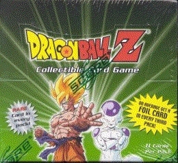 Score Dragon Ball Z Frieza Saga Unlimited Booster Box