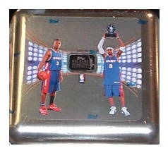 2005/06 Topps Big Game Collection Basketball Hobby Box