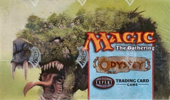 Magic the Gathering Odyssey Tournament Starter Deck Box
