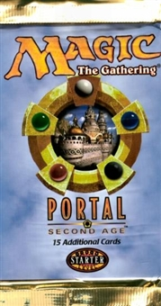 Magic the Gathering Portal 2: Second Age Booster Pack