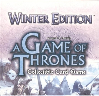 Fantasy Flight Games A Game of Thrones Winter Edition Starter Box