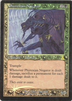 Magic the Gathering Urza's Destiny Single Phyrexian Negator Foil