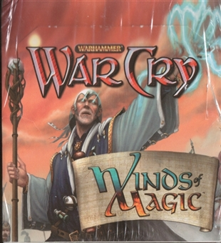 Sabertooth Games WarCry: Winds of Magic Booster Box