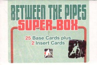 2005/06 In The Game Between the Pipes Hockey Super Box Set