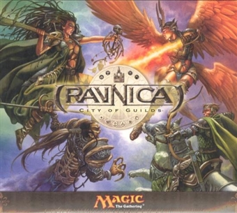 Magic the Gathering Ravnica City of Guilds Fat Pack