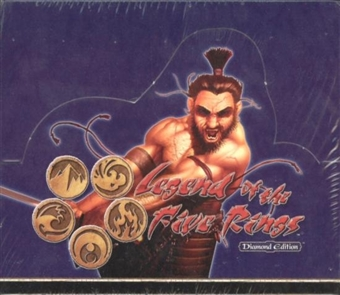 AEG Legend of the Five Rings Code of Bushido Booster Box