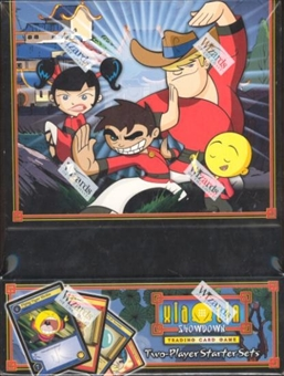 WOTC Xiaolin Showdown 2-Player Starter Deck Box