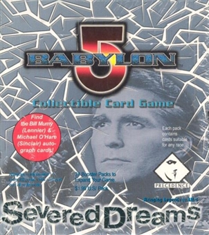 Precedence Babylon 5 Severed Dreams Booster Box