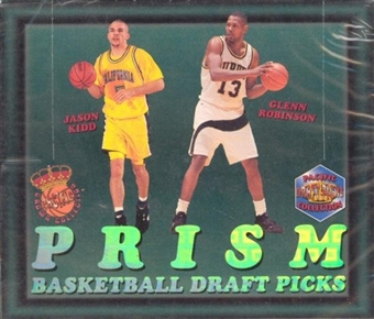 1994/95 Pacific Prism Basketball Hobby Box