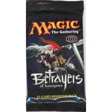 Magic the Gathering Betrayers of Kamigawa Booster Pack