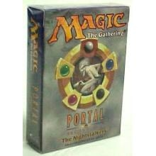 Magic the Gathering Portal 2: Second Age The Nightstalkers Theme Deck