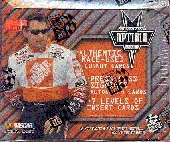 2001 Press Pass Optima Racing Hobby Box