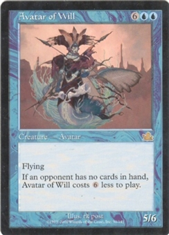 Magic the Gathering Prophecy Single Avatar of Will - NEAR MINT (NM)