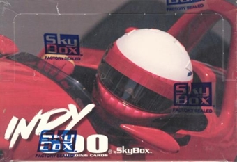 1995 Skybox Indy 500 Racing Hobby Box
