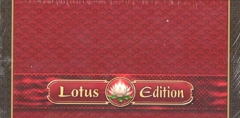 AEG Legend of the Five Rings Lotus Edition Precon Theme Deck Box