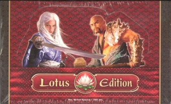 AEG Legend of the Five Rings Lotus Edition Booster Box
