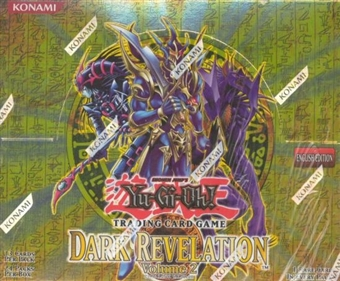 Upper Deck Yu-Gi-Oh Dark Revelation Series 2 Booster Box