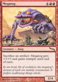Magic the Gathering Mirrodin Single Megatog - NEAR MINT (NM)