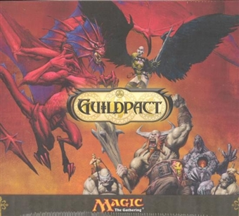 Magic the Gathering Guildpact Fat Pack