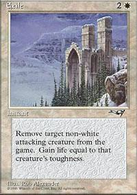 Magic the Gathering Alliances Single Exile - NEAR MINT (NM)