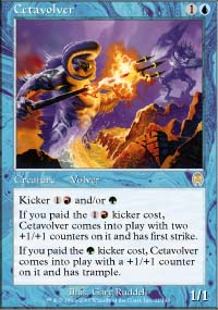 Magic the Gathering Apocalypse Single Cetavolver Foil