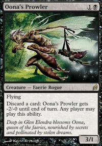 Magic the Gathering Lorwyn Single Oona's Prowler - NEAR MINT (NM)